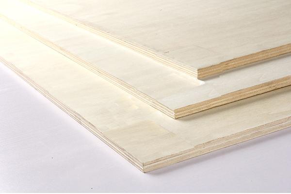 12mm漂白杨木芯多层板
