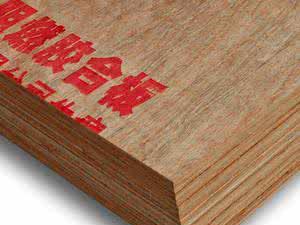 杨木芯阻燃胶合板9MM